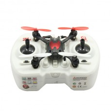 Hot New 33022 Mini Quadcopter 2.4G 4CH 6 Axis Gyro 3D RC Remote Control UFO Helicopter-Black