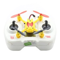 Hot New 33022 Mini Quadcopter 2.4G 4CH 6 Axis Gyro 3D RC Remote Control UFO Helicopter-Yellow
