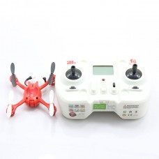 Hot New 33022 Mini Quadcopter 2.4G 4CH 6 Axis Gyro 3D RC Remote Control UFO Helicopter-Red