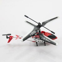 ST 585 Red 3.5CH MINI RC Remote Radio Control Heli 3D Gyro Helicopter Toy Gift copter