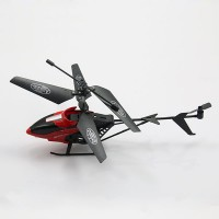 S31 Eagle 3CH Helicopter Remote Control 2.4 Ghz Heli with Remote Control Red