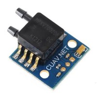 Breakout Board MPXV7002DP transducer for APM Differential Pressure Sensor Board