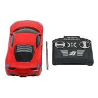 2833 Toy Car 4 Channel Remote Control High Simulation Model Car Children Gift Red
