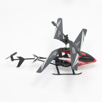 F62018 Aviation 2-Channel Electric Infrared Remote Control R/C Helicopter (Red)