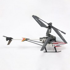 117 3.5CH 2.4G Heli 360Degree Full Control Rotor RC Helicopter with LED Light Red