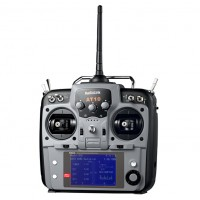 AT10 2.4G 10CH Transmitter Radio System TX&RX 2KM 10C for FPV Multi-rotor Aircraft