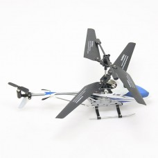 Xinlin X-126 3.5-Channel 2.4GHz Remote Control RC Helicopter X126 3.5 Channel with Gyroscope Blue/White