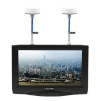 LILLIPUT 329DW 5.8G 7 inch Monitor  Dual Omnidirectional 32 Channels FPV Monitor 4 Fly Wireless Camera