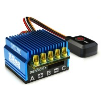 SKYRC Toro TS 50A ESC BrushlessRegler Sensored Speed Controller für 1/10 RC Buggy