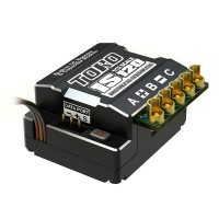 SKYRC TORO 1S120 ESC For 1/12 Onroad Competition Built-in DC Booster Capacitor