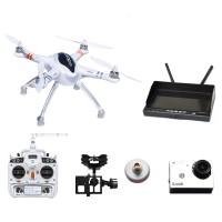 Walkera QR X350 Pro FPV RC Quadcopter DEVO10 G-2D RX-LCD5802 iLook