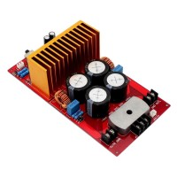 YJ IRS2092 IRFB4227 2 Channel Amplifier 500W+500W 4ohm Class D Amplifier Completed Board