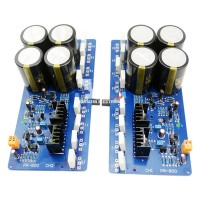 PR-800 1000W Class A Professional Stage Amplifier Board w/ 8200uF 80V Capacitor TTA1943 TTC5200