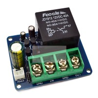 A Type Speaker Loudspeaker DC Protection Board Time Delay Switch Large Current Relay Kit for Amplifer