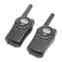 2pcs T668 Auto Multi Channel 5KM 2 Two Way Radios Walkie Talkie Handheld T-668