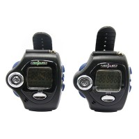 2pcs/ Pair RD820 Digital Watch Freetalker RD-820 Walkie Talkie Ham radio interphone 2-Way Radio