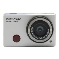 Generic Sportscam 1080p Full HD Waterproof Action 5mp Camera w/ Wifi F21