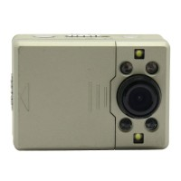 "AT787 Super Mini1.5"" TFT 5.0 MP CMOS Waterproof Night Vision Action HD Sports DV Action Camera Camcorder"