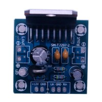 TDA7297 Mini Digital Audio Amplifier 12V Dual-Channel 15W+15W DIY Parts