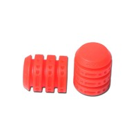 Tarot Large Multi-axis Landing Skid Shockproof Damper Anti-Vibration Rubber / Red TL96022-02