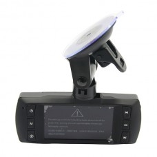 AT500 2.7Inch HD 1080P Car Camcorder Car DVR HDMI with LED Black + Blue