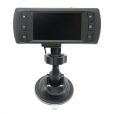 "DVR Car AT560 2.7""Screen 120 Degree1080P HD 4X Zoom Blue Car Camcorder"