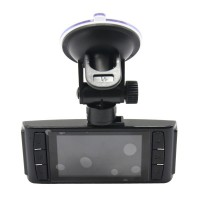 "A755A Car Camcorder Car DVR Vehicle Camera Video Recorder HD 2.7"" inch Screen 170 Wide Angle Lens Black"