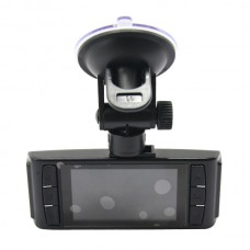 """A755A Car Camcorder Car DVR Vehicle Camera Video Recorder HD 2.7"""" inch Screen 170 Wide Angle Lens Black"""