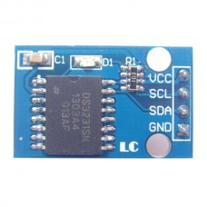 DS3231 High Precision IIC Port Clock Module - Deep Blue (1 x CR1220)