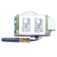Compatible GSM Siemens TC35 SMS Wireless Module UART/232 w/ Voice Interface Antenna