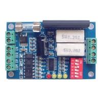 TB6560 Stepper Motor Driver Driver Board Module Single Axis Controller Deep Blue