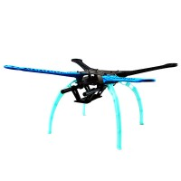 S500 500mm Upgrade Quadcopter ABS FPV Multicopter Frame Kit w/ Landing Gear