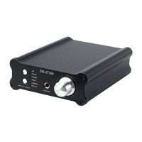 aune X1 SE 24BIT Decoder(asynchronous clock) Earphone Amplifier/ Former Level(the Fourth Generation) Black