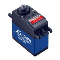 XQ-POWER HVXQ-S4230D Titanium Alloy 30KG Gear Torque Force High Voltage Digital Servo for Vehicle Use