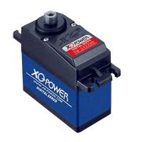 XQ-POWER HVXQ-S4220D Titanium Gear 20KG Large Torque Force High Voltage Digital Servo for Vehicle Use