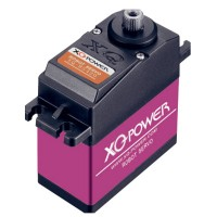 XQ-POWER XQ-RS420 Servo 180 Degree Rotation Angle 13KG Torque Force High Quality Robot Servo Titanium Gear