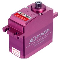 XQ-POWER XQ-S4315D 15KG Large Torque Full Metal Shell High Quality Titanium Gear High Speed Digital Servo 0.1sec/60degree