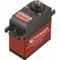 XQ-POWER XQ-S4116F 16KG Torque Force Digital Servo 0.08sec High Speed Digital Servo Titanium Gear 0.12sec/60Deg