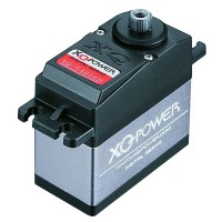 XQ-POWER XQ-S4016D 16KG High Quality Digital Servo Titanium Alloy Gear Hollow Cup Motor on Best Sell for Vehicle Use