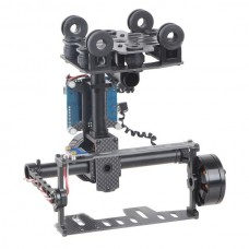 Eagle Eye 2-axis Brushless Gimbal with Motor & Gimbal Controller for ILDC 5N GH2/3 FPV Aerial Photography