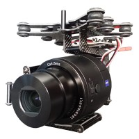 Steadymaker 2 axis Brushless Gimbal Set w/ Motor Controller for FPV DJI Phantom QX100