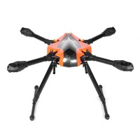 X-CAM Kongcopter FQ700 Folding Quadcopter Frame Kit 25mm Tube w/ Landing Skid
