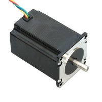 57x80 Two Phases Stepper Motor 5A Rated Current 2N/m High Speed 57HS22 4Lines Provided High Quality and Good Performance