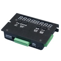 Real Time Compensation Stepper Motor Close Loop Controller Servo Driver Principle Grating Ruler Feedback