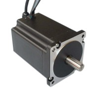 86x118 Two Phases Stepper Motor with encoder 5A 8.5N/mHigh Speed Providing High Quality and Good Performance