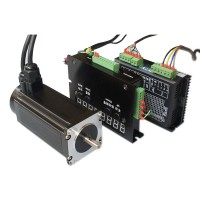 Servo System 57 Two Phases Stepper Motor Stepping Motor Driver Closed Loop Controlling Combo 5A 2.8N/m High Speed