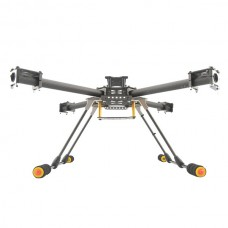 GF450 Pure Carbon Fiber Quadcoptor 450mm Multi-coptor Frame Kit for FPV (Carbon Fiber Quadcoptor Frame Kit Only)