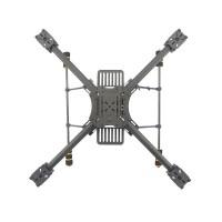 Upgrade GF-400 Carbon Fiber Quadcoptor Multicoptor Multi-rotor (Carbon Fiber Quadcoptor Only)