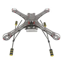 Upgrade GF-360 360mm Carbon Fiber Frame Kit Quadcoptor Four Axis Multi-rotor (360 Driving Force Combo)