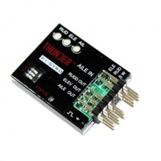 THUNDER P1-gyro 3-axis Flight Controller Stabilizer System Gyro for Fixed Flying Wing